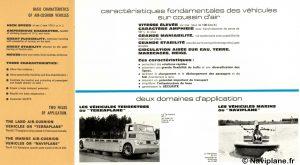 Brochure SEDAM 1968