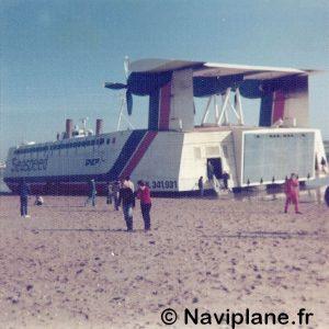 """Le N500 """"Ingénieur Jean Bertin"""" à Quiberon"""