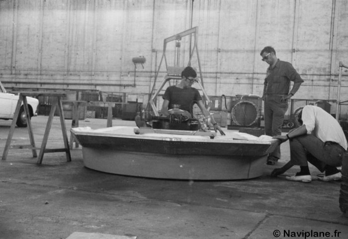 Prototype de Naviplane