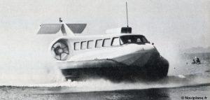 Le Naviplane N102-L en vol