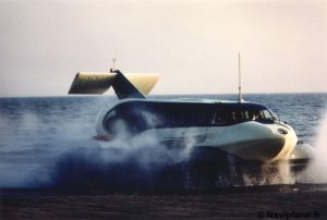Arrivée d'un Naviplane N102