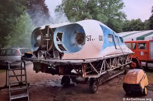 Décrassage du Naviplane N102-C-3