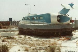 Le Naviplane N102-L prêt à revoler