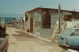 L'atelier de maintenance du Naviplane N102-L