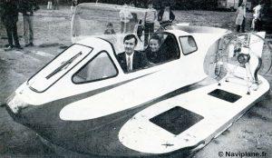 Le Naviplane N122