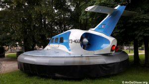 Le Naviplane N102-C-3 terminé