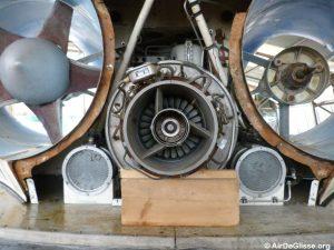 Le dispositif moteur du Naviplane N102-C-3