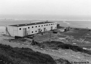 Construction du bâtiment technique de l'ATA