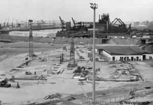 Construction de l'Hoverport