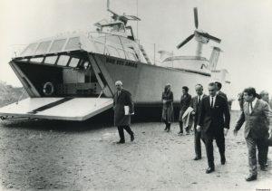 Présentation du Naviplane N300 à Bordeaux