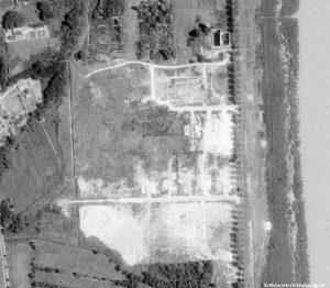 Terrain de construction de l'usine SEDAM à Pauillac